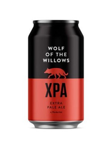 Wolf of theWillows - XPA (355ml/1pack12罐)