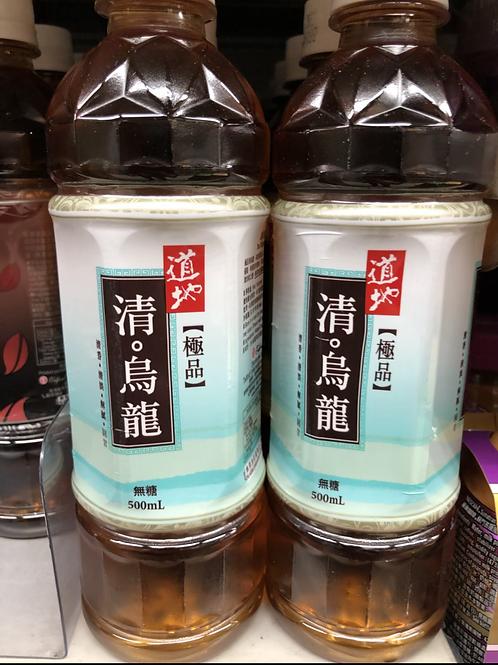 道地清烏龍 (500ml/1箱24枝)