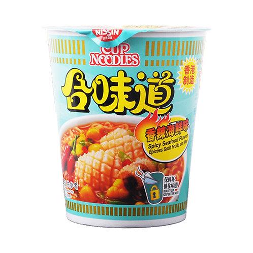 合味道 (香辣海鮮) (75g/1箱24杯)