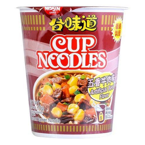 合味道 (五香牛肉) (75g/1箱24杯)