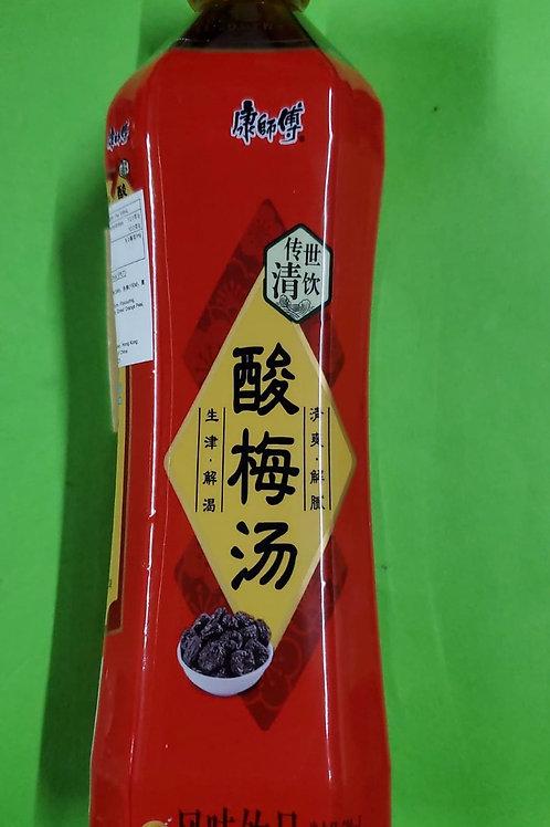 康師傅酸梅湯 (500ml/1箱15枝)