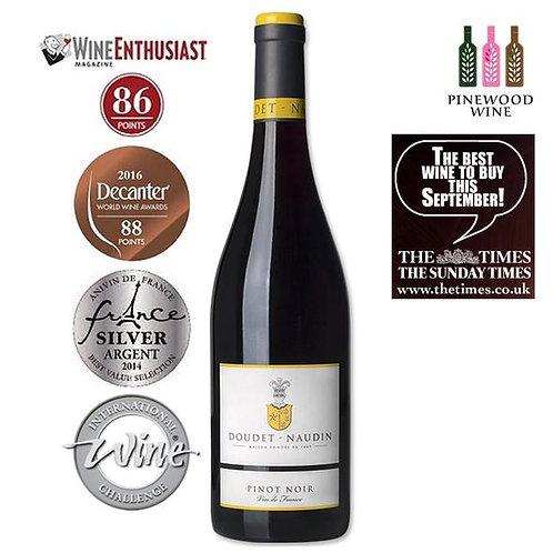 Pinot Noir Vin de France 2018 (750ml)