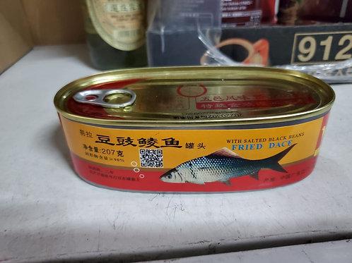 珠江橋牌豆豉鯪魚 (227g)