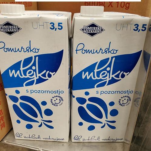 斯洛寶全脂奶 (1L)