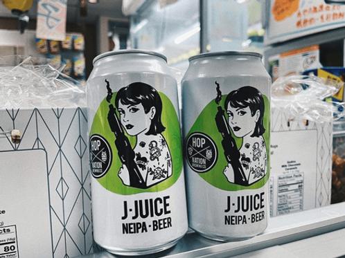 Hop Nation J Juice (375ml/1pack12罐)