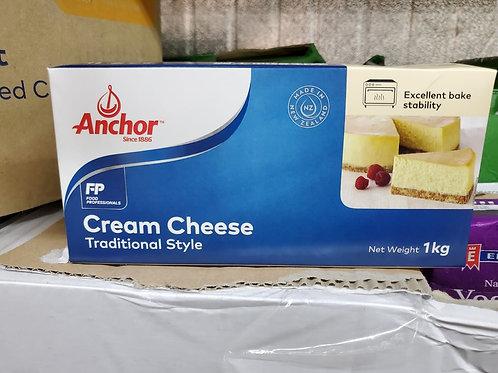 Anchor Cream Cheese (1kg)