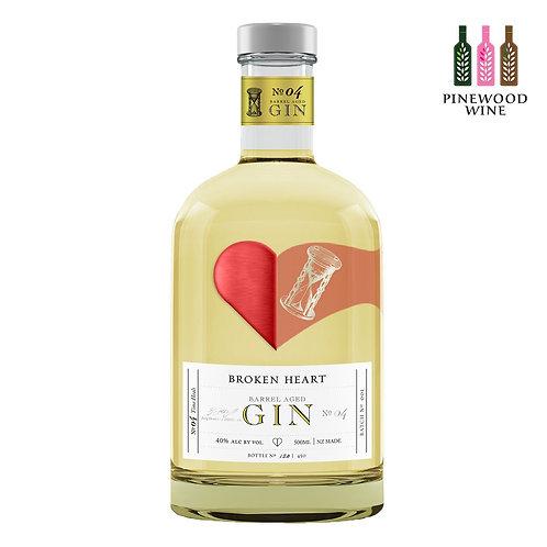 Broken Heart Barrel Aged Gin 撕心氈酒 橡木氈酒 (500ml)