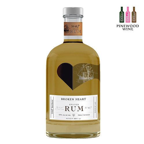 Broken Heart Spiced Rum 撕心氈酒 香料冧酒 (700ml)