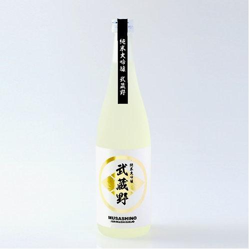 武藏野ホワイト純米大吟釀 (720ml)