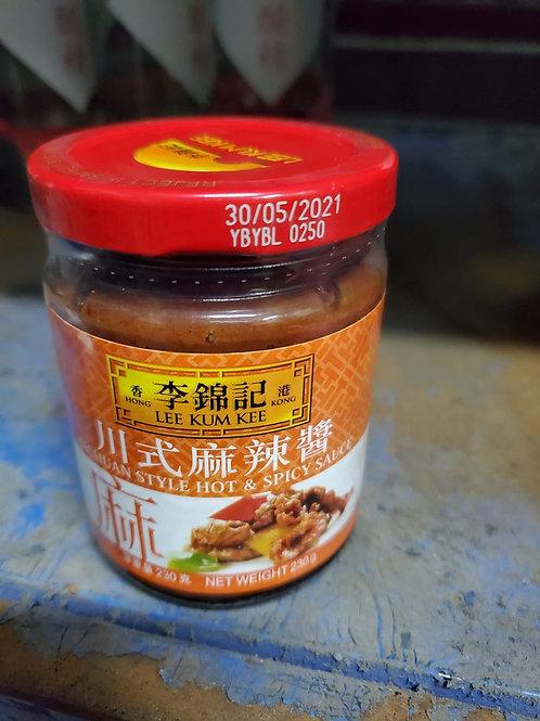 李錦記川式麻辣醬 (230g)
