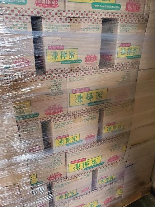 鴻福堂凍檸密 (500ml/1箱24枝)