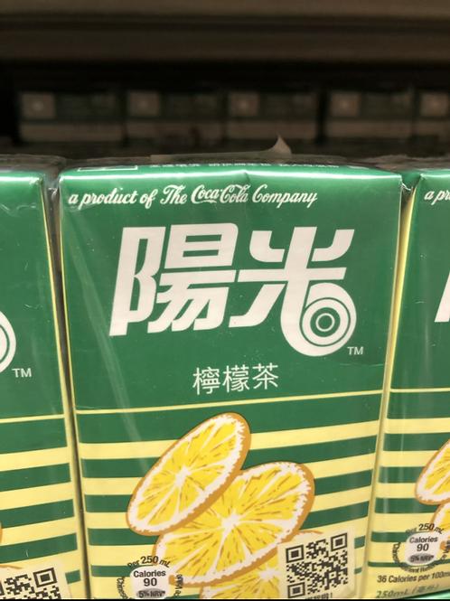 陽光檸檬茶 (330ml/1箱24包)