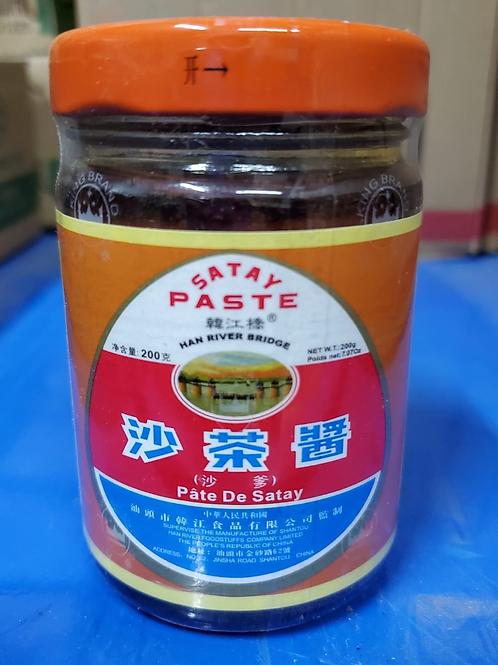 韓江沙茶醬 (218g)