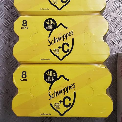 玉泉檸檬+C (330ml/1箱24罐)