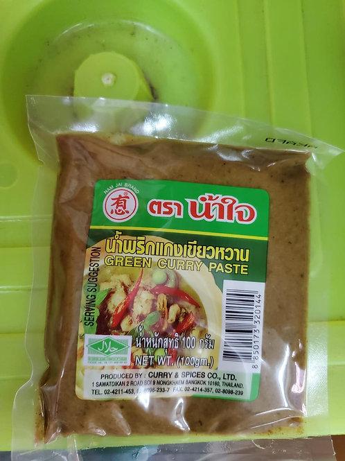 泰國青咖喱膏 (100g)