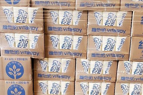 維他奶 (250ml/1箱24包)