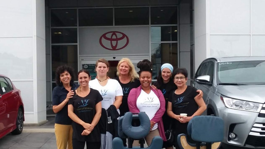 Gateway Toyota Staff Appreciation Event