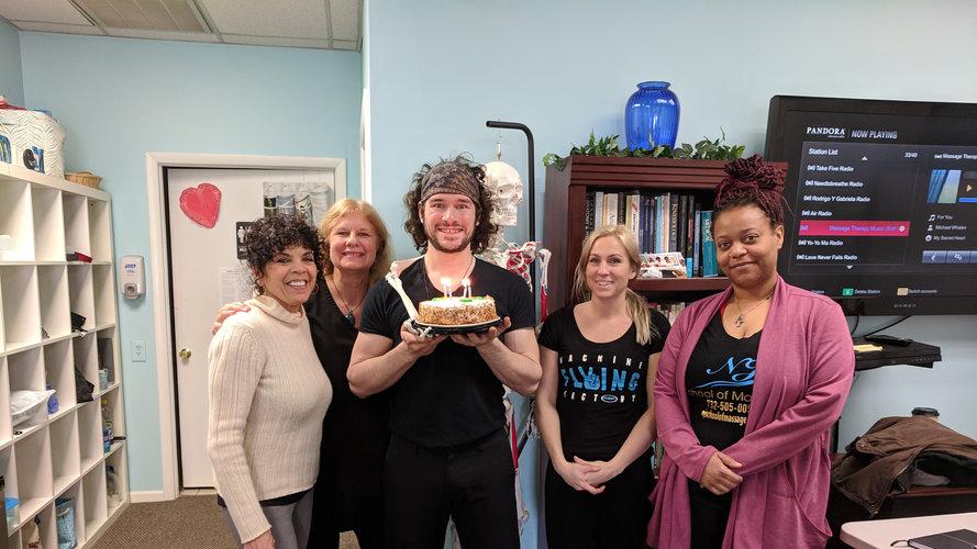 Celebrating our Day Class Teacher