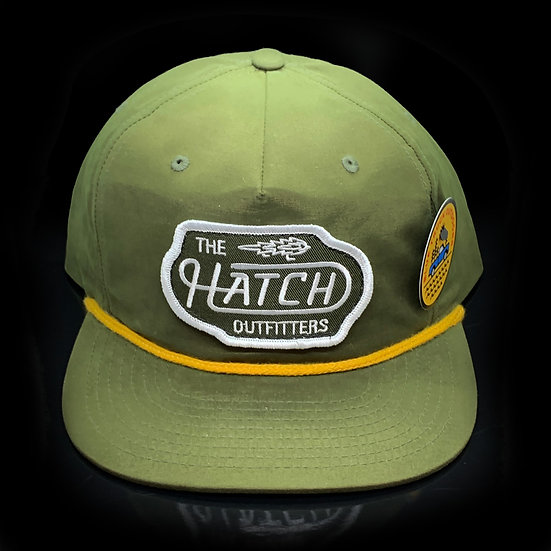 Hatch Logo Rope Hat