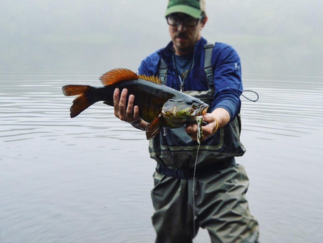 The Hatch Outfitters on the Southeastern Fly Podcast