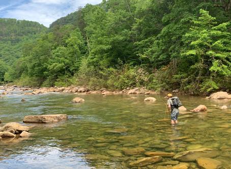 North Chickamauga Creek Cleanup & Fishing Day
