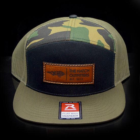 Hatch 7-Panel Sportsman's Hat