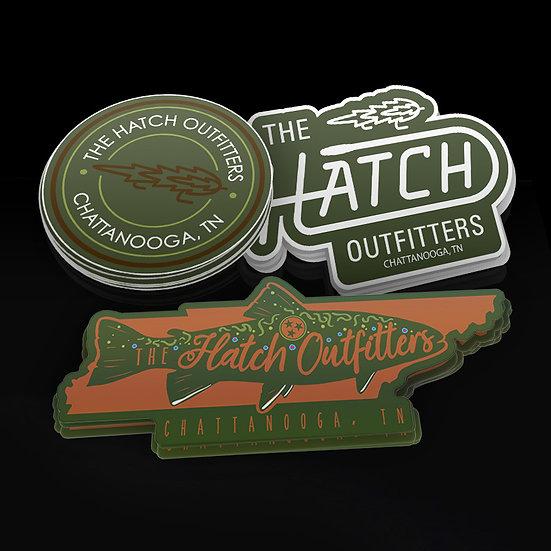 Hatch Sticker Pack