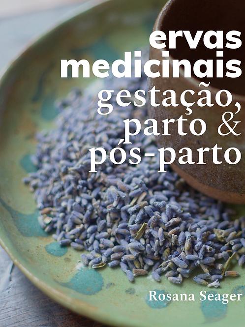 ebook Ervas medicinais: gestação, parto e pós-parto