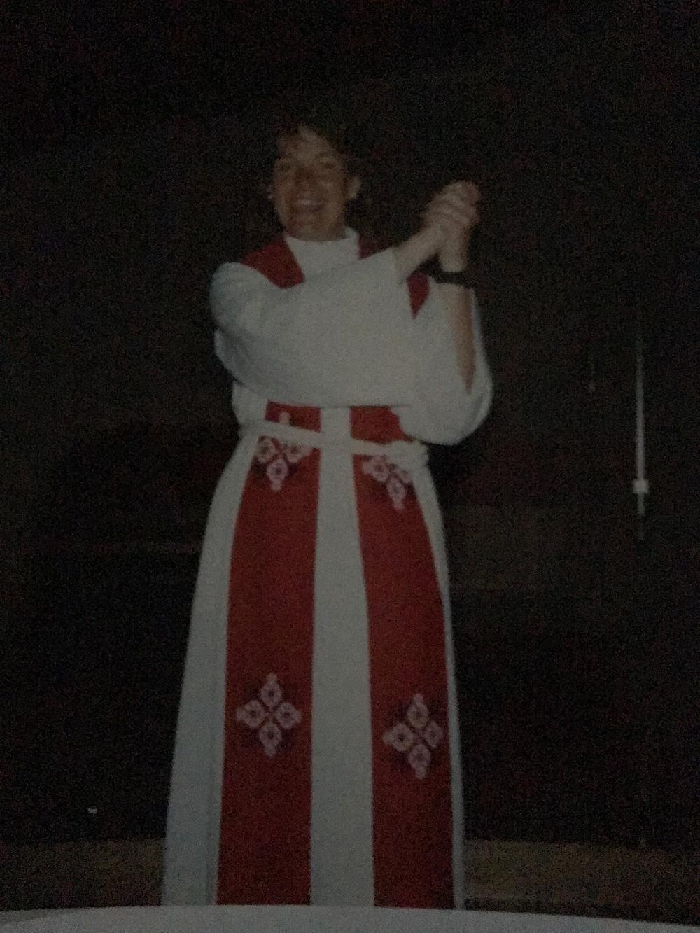 Ordination Day 1989