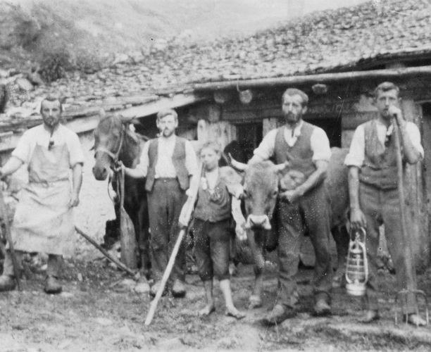 Alpe Vorderüntschen