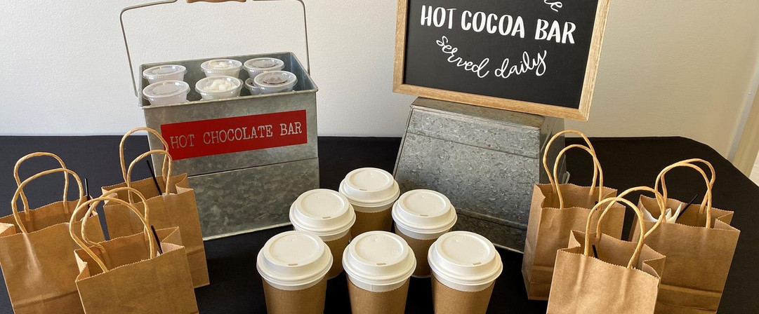 Grab-and-Go Coco Bar