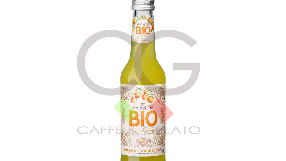 SODA BIO ORANGE 275 ml
