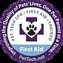 PetTech First Aid Logo