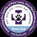 PETTECH.NET First Aid Logo