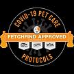 Covid-19 Protocol Badge
