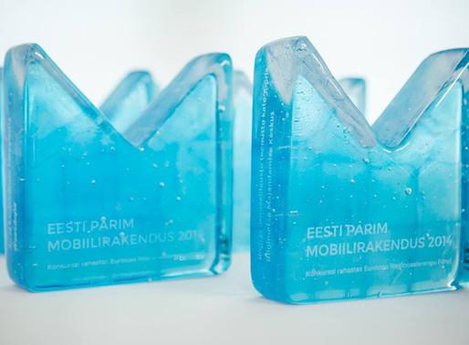 Eesti parim mobiilirakendus 2014. Töö kiire ja korralik