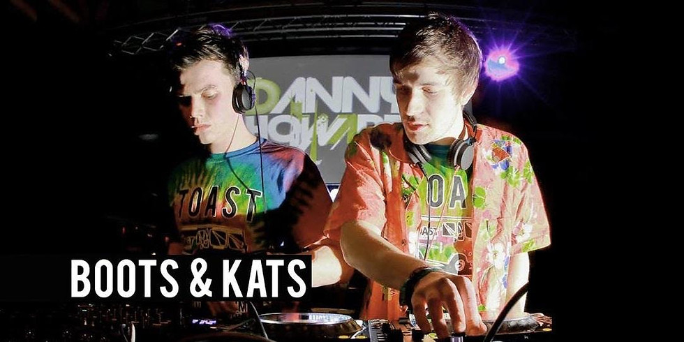 BOOTS & KATS