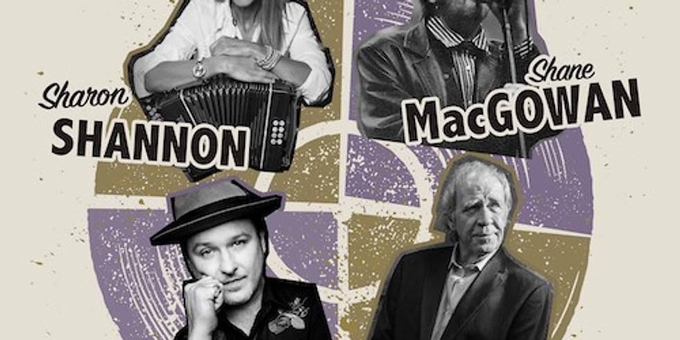 Sharon Shannon + Shane MacGowan + Finbar Furey + Mundy