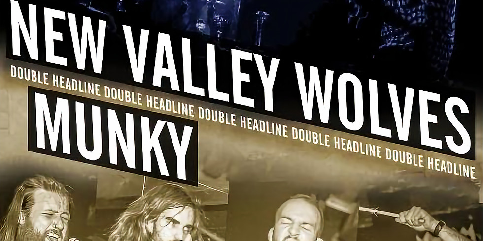 New Valley Wolves / MUNKY