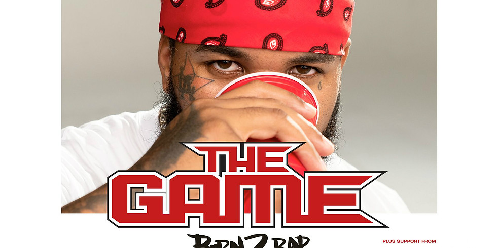 THE GAME live in Belfast