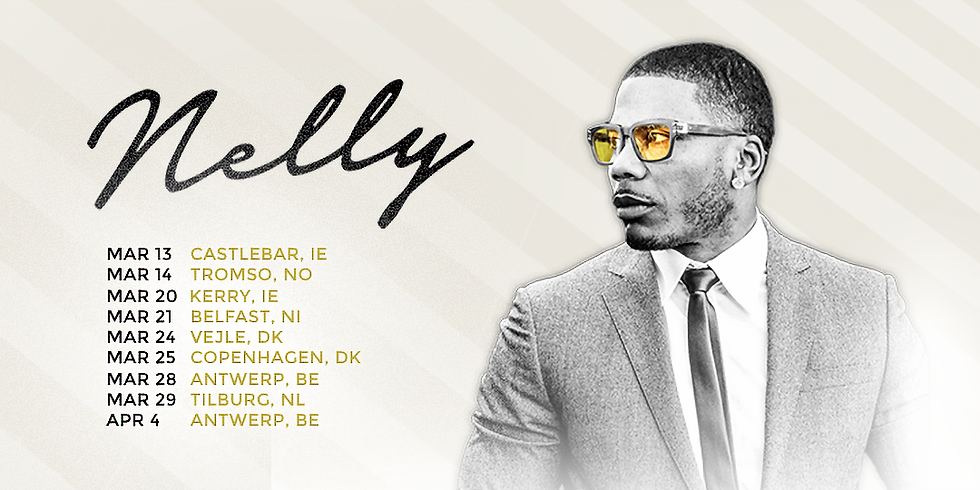 NELLY live at The Royal Theatre, Castlebar