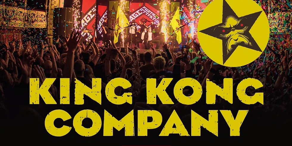 King Kong Company - The Olympia Theatre