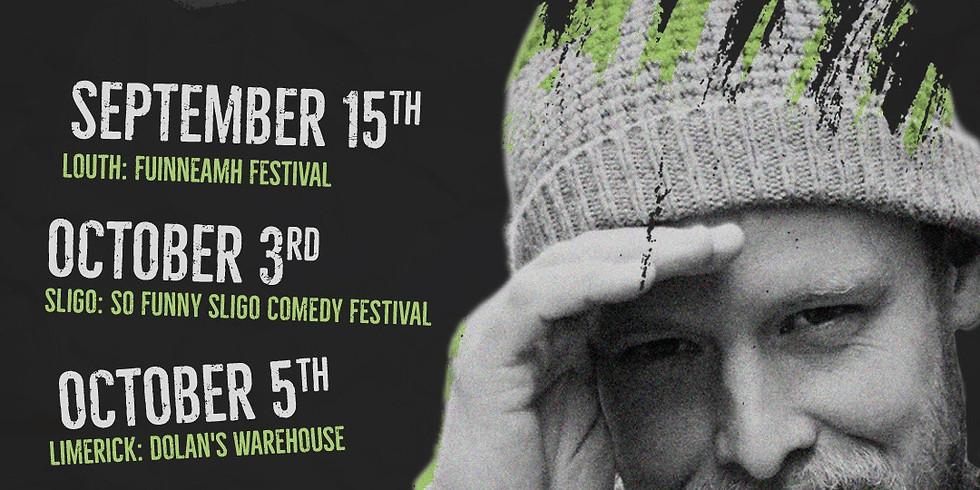 Owen Colgan live at So Funny Comedy Festival, Sligo