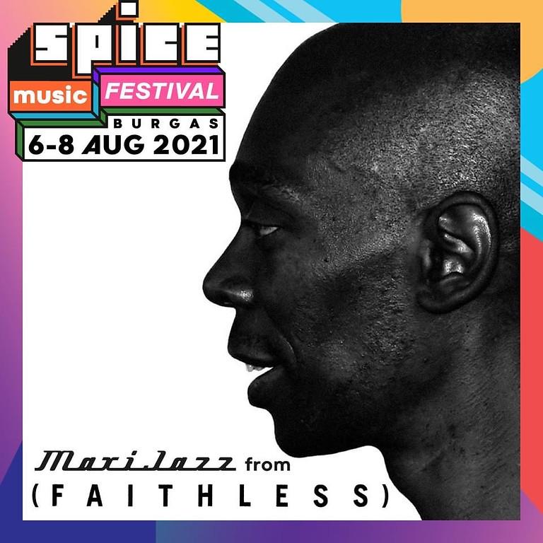Maxi Jazz @ Spice Music Festival, Burgas Bulgaria