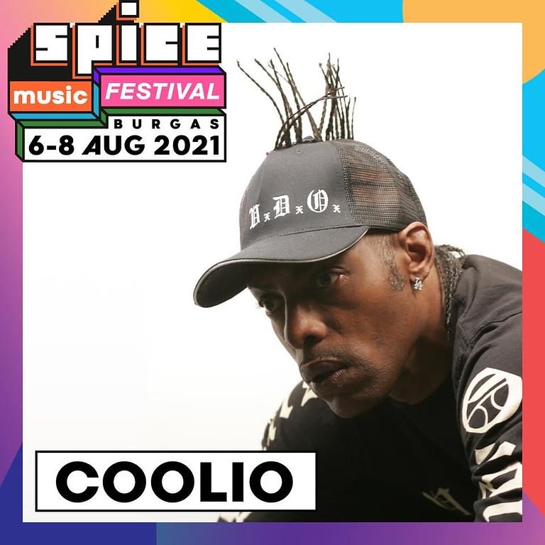 Coolio @ Spice Music Festival, Burgas, Bulgaria