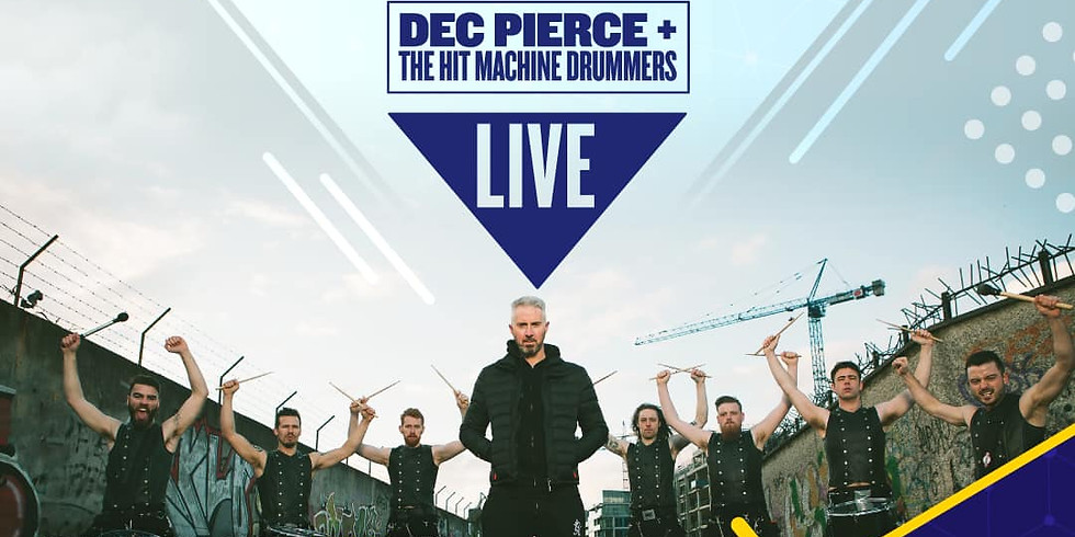 Dec Pierce + The Hit Machine Drummers : Block Rockin' Beats