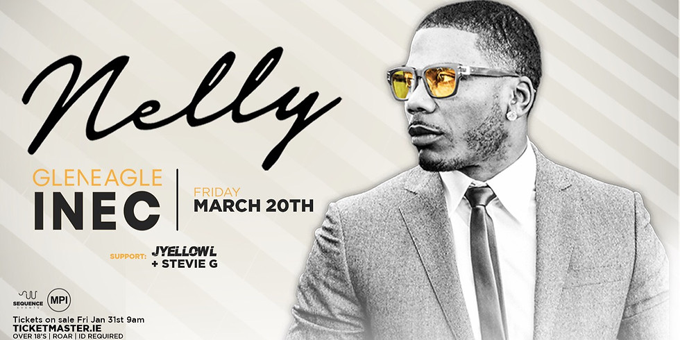 Nelly live at The INEC Killarney
