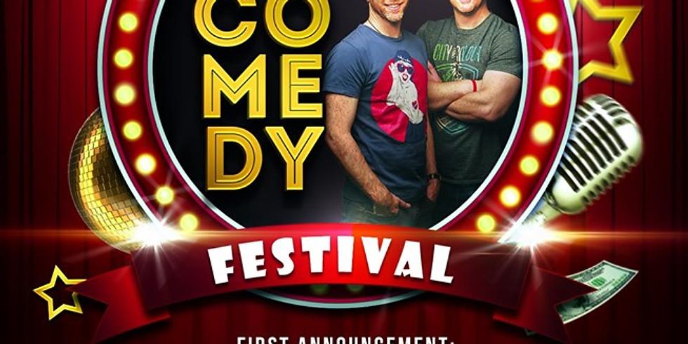 Dermot & Dave #SOFUNNY Sligo Comedy Festival