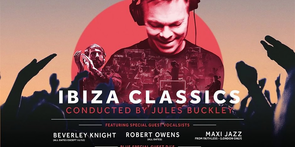 Maxi Jazz w/ Pete Tong & The Heritage Orchestra - Ibiza Classics