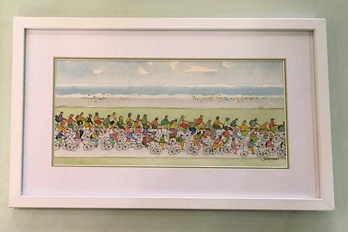 Where's Bob? by Jack Howard, Raffle Painting